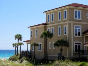 Destin beach home
